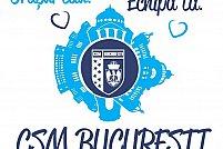 CSM Bucuresti - Unirea Slobozia