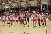 Dinamo Bucuresti - CSM Focsani 2007