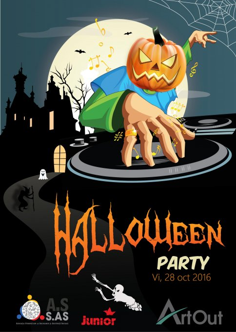 This is Halloween Party