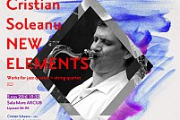 Cristian Soleanu & Double Quartet | Jazz @ARCUB – ARTIST IN RESIDENCE