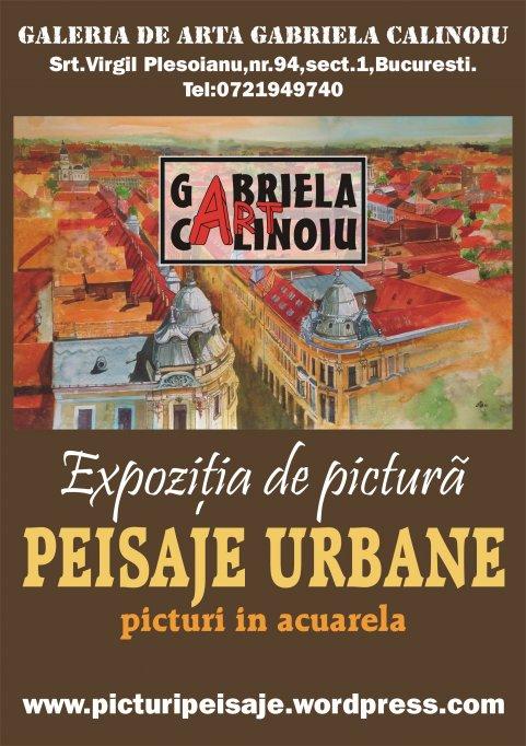 Picturi urbane