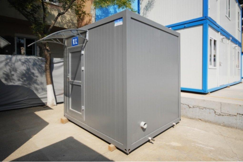 Containere de dus ideale pentru santierele de constructii si multe alte locatii