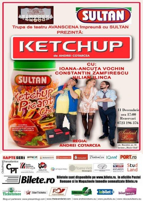 "Comedia ""Ketchup"""