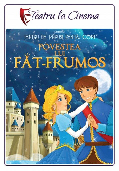 Povestea lui Fat Frumos - teatru de papusi pentru copii