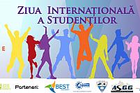 Social Gym sărbătorește Ziua Internațională a Studenților prin sport