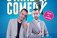 Stand-Up Comedy Vineri 18 Noiembrie Bucuresti | Comedy Brothers