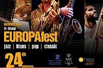 "EUROPAfest 2017 lanseaza ""Internship in organizare de evenimente"""