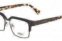 Ochelari de vedere Baldinini femei BLD1560 Negru Caramel Deschis