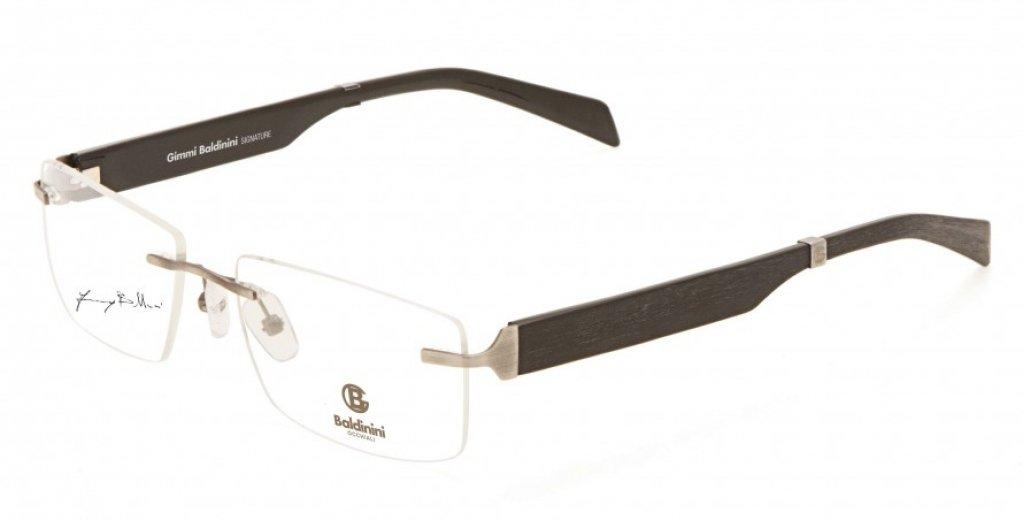 Ochelari de vedere Baldinini femei BLD1578 Negru Argintiu