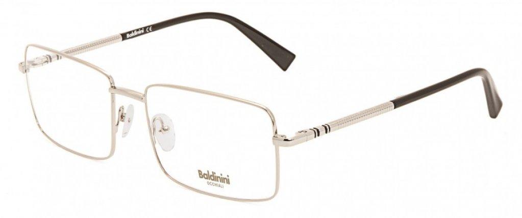 Ochelari de vedere Baldinini femei BLD1580 Argintiu Negru