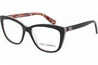 Ochelari de vedere Dolce & Gabbana DG3190 Dama - culoare Neagra