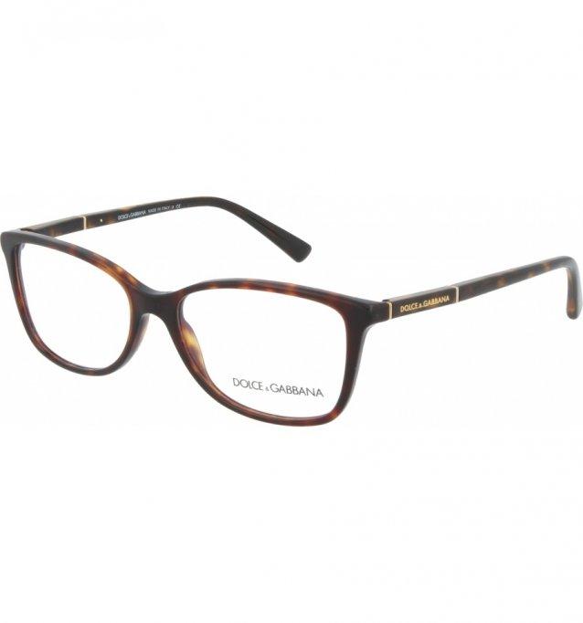 Ochelari de vedere Dolce & Gabbana DG3219 Dama - culoare Maro