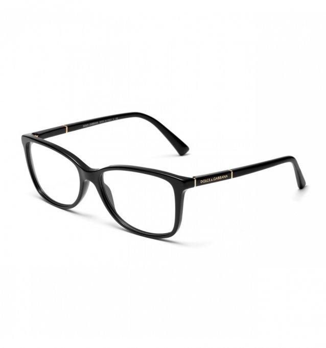 Ochelari de vedere Dolce & Gabbana DG3219 Dama - culoare Neagra