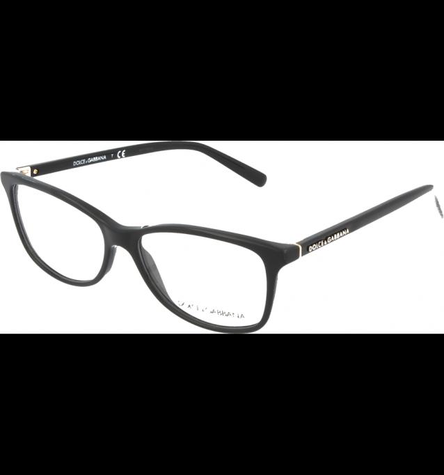 Ochelari de vedere Dolce & Gabbana DG3222 Dama - culoare Neagra