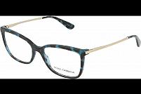Ochelari de vedere Dolce & Gabbana DG3243 Dama - culoare Demi
