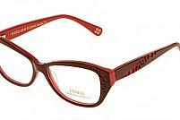 Ochelari de vedere Emilia Line femei IV_62-011 Rosu Maro