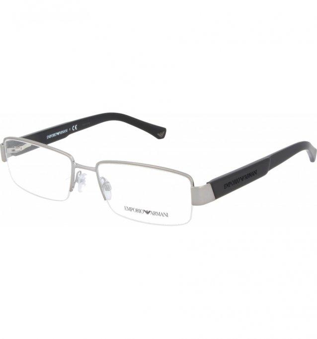 Ochelari de vedere Emporio Armani EA1001 Barbati - culoare Argintie