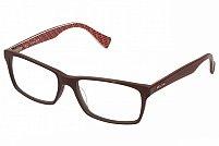 Ochelari de vedere Police Unisex V1915 - culoare Maro