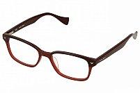 Ochelari de vedere Police Unisex V1916 - culoare Maro