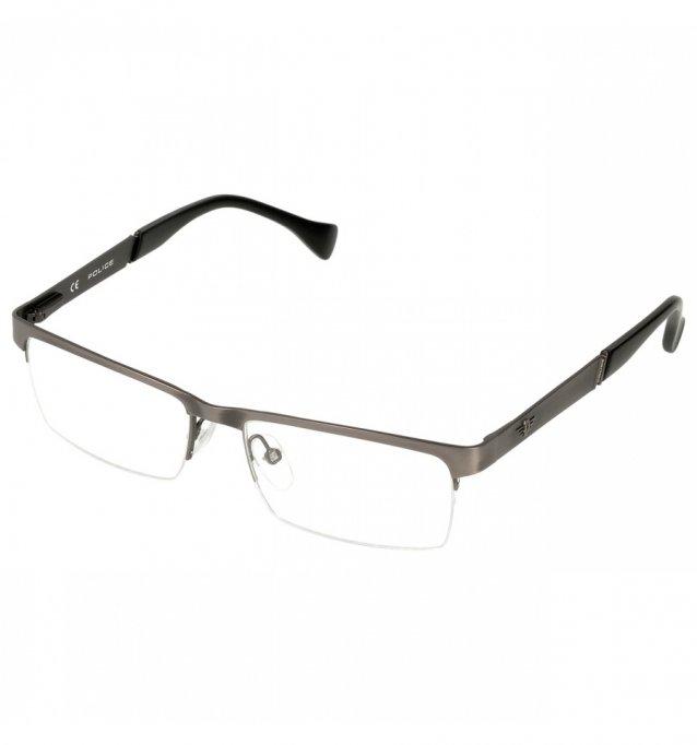 Ochelari de vedere Police Unisex V8902 - culoare Gri