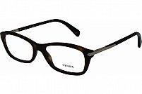 Ochelari de vedere Prada Dama PR04PV - culoare Maro