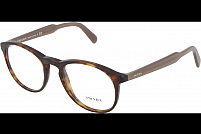 Ochelari de vedere Prada Dama PR19SV - culoare Maro