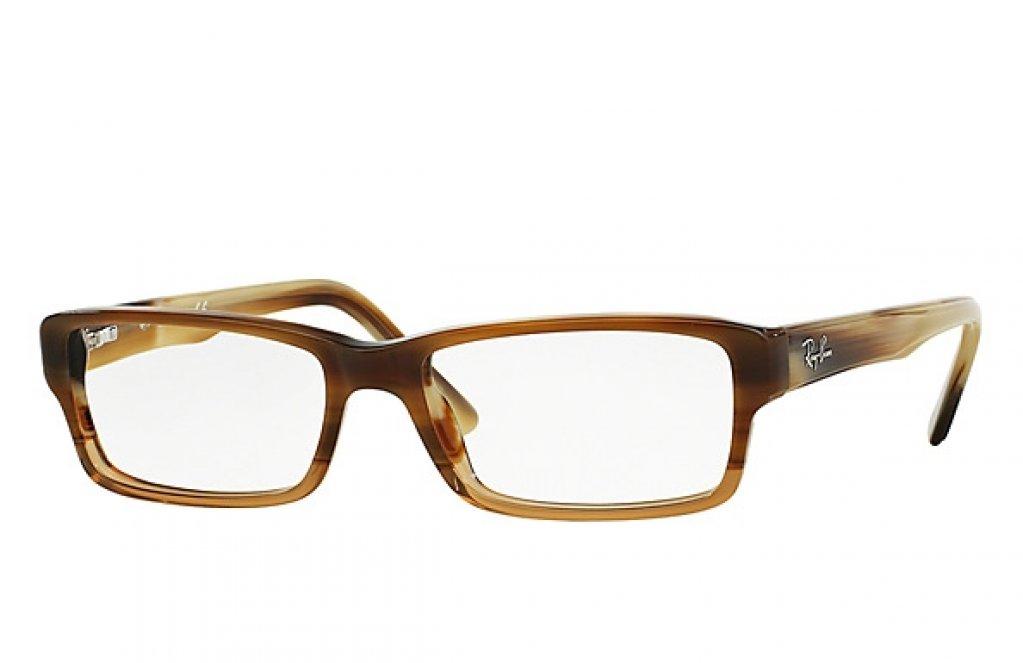 Ochelari de vedere Ray-Ban unisex RB5169 Maro Deschis