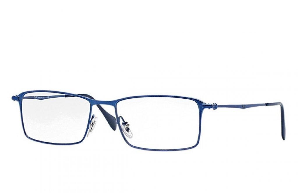 Ochelari de vedere Ray-Ban unisex RB6290 Albastru