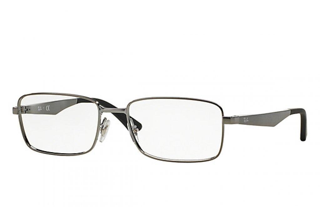 Ochelari de vedere Ray-Ban unisex RB6333 Nou Argintiu