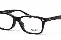 Ochelari de vedere Ray-Ban Unisex - RX5220 - culoare Neagra