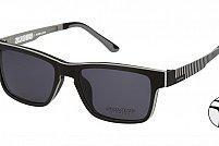 Ochelari de vedere Solano Unisex CL90009 - culoare Gri