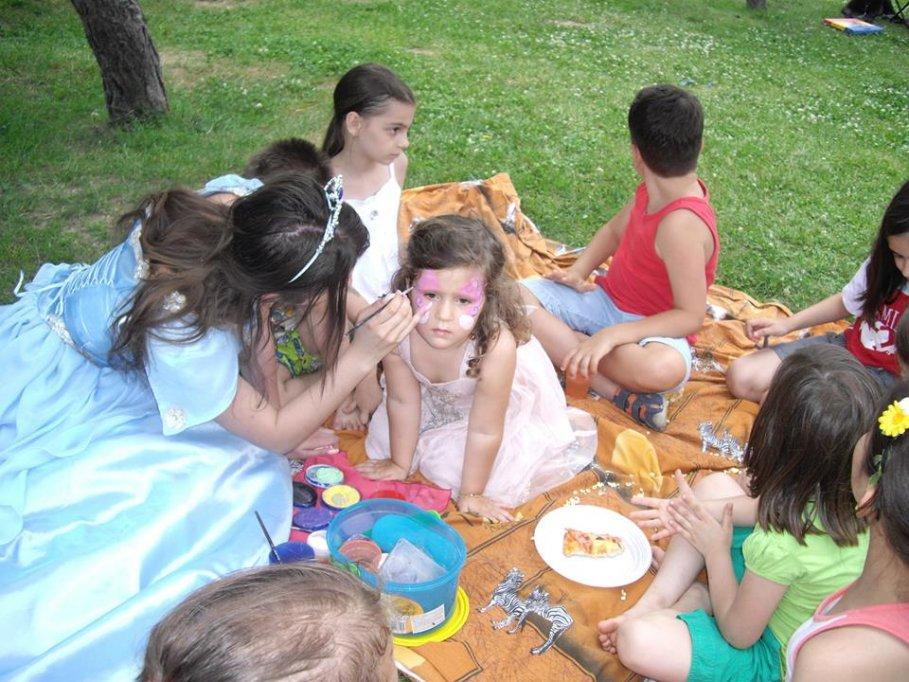 Animatori petreceri copii - in Bucuresti - show-uri de exceptie