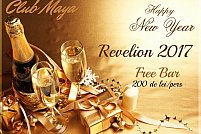 Revelion 2017 la Club Maya