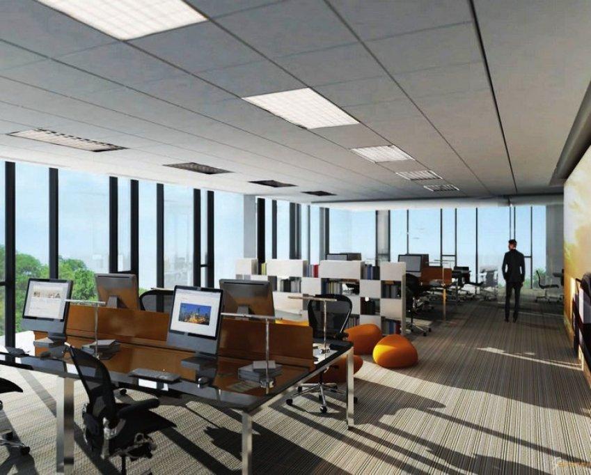 Trei mari clădiri de birouri se vor livra în zona Orhideea-Politehnică-Grozăvești