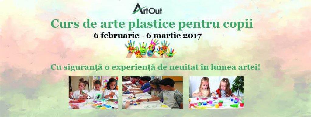 Curs de arte plastice pentru copii