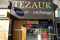 Tezaur Amanet & Exchange