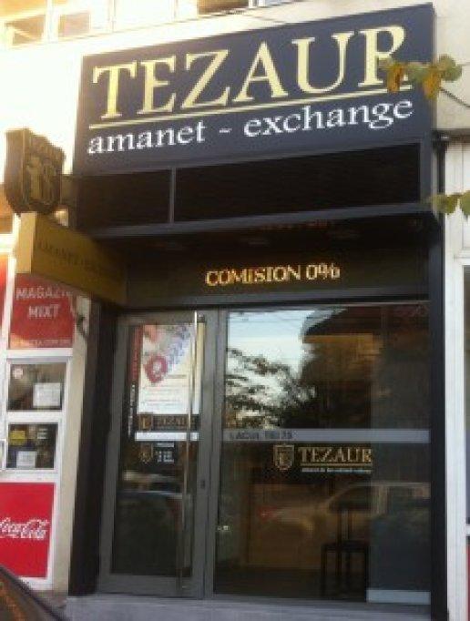 Tezaur Amanet & Exchange