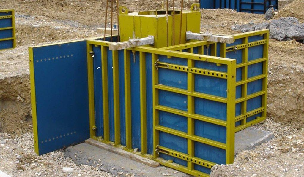 Cofraje metalice de la Lucinvest – Solutia optima pentru eficientizarea proiectelor de din domeniul constructiilor