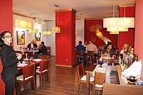 Comanzi mancare italineasca de la cel mai important Restaurant Dorobanti: Mezzaluna di Laura si traiesti o adevarata experienta culinara