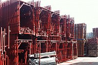 Serviciul de inchirieri schele metalice de la LUC INVEST este disponibil pentru dvs. la preturi avantajoase