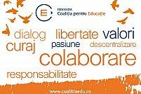 coalitia pentru educatie