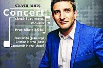 Asta e ziua ta!- Concert Silviu Biris&Band