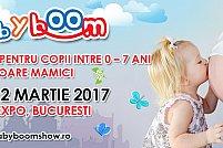 Pe 9 martie incepe la ROMEXPO primul targ pentru mamici si copii