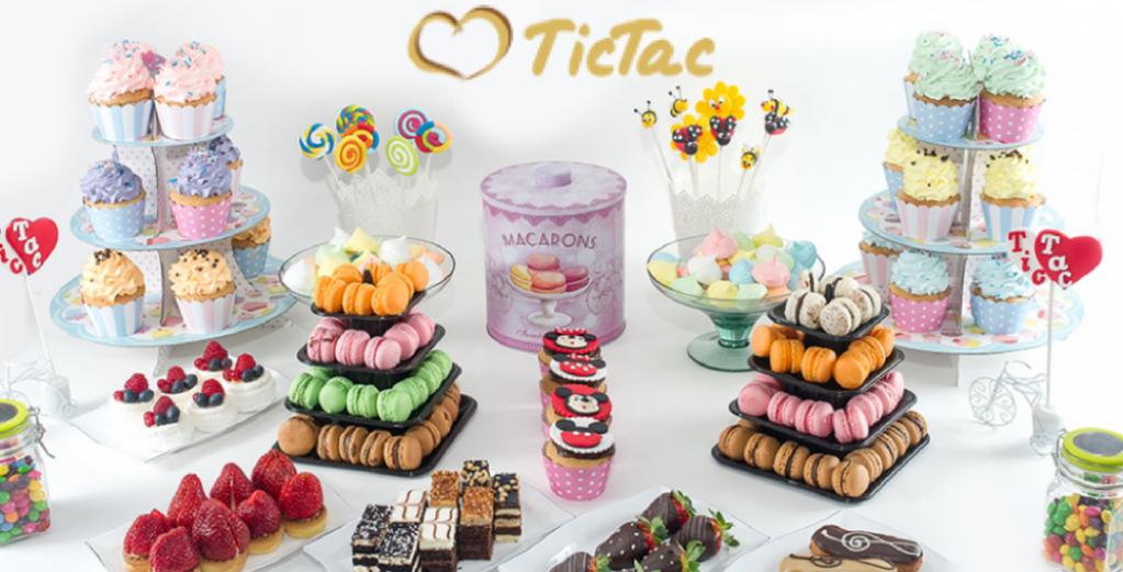 Organizarea candy bar-ului perfect pentru orice eveniment – sfaturi oferite de Cofe TicTac