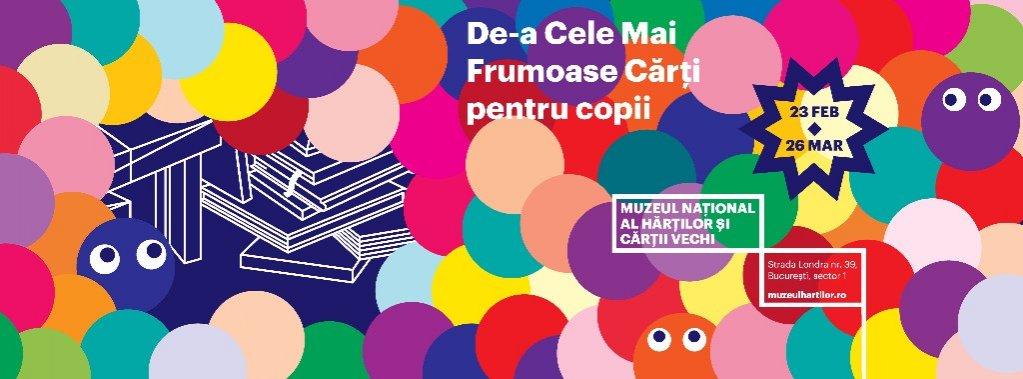 Expozitia Cele mai frumoase carti din Romania 2013