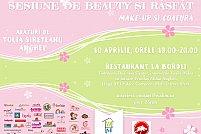 Beauty - Sesiune Make-up si coafura