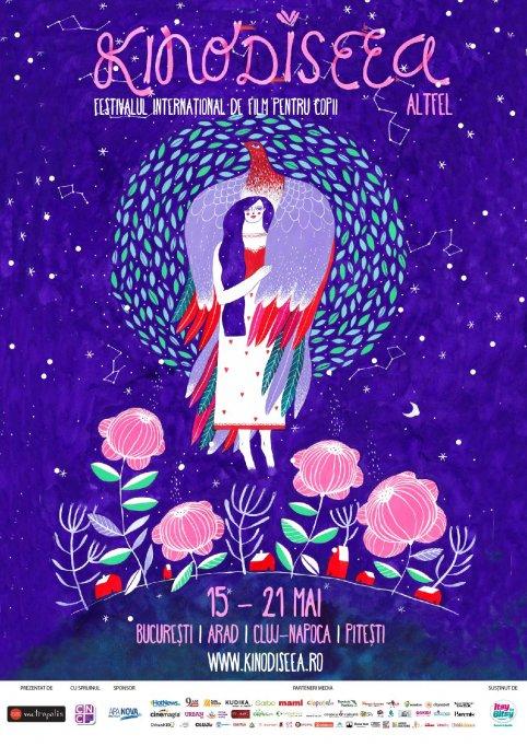 O săptămână cu cele mai bune filme pentru copii, în Școala Altfel de la București, Arad, Cluj și Pitești!