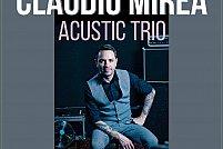 Concert acustic Claudiu Mirea