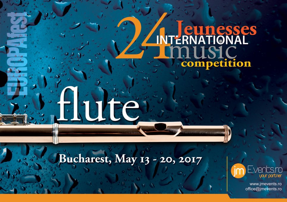 EUROPAfest 2017 - Jeunesses International Music Competition Dinu Lipatti no. 1 in Romania