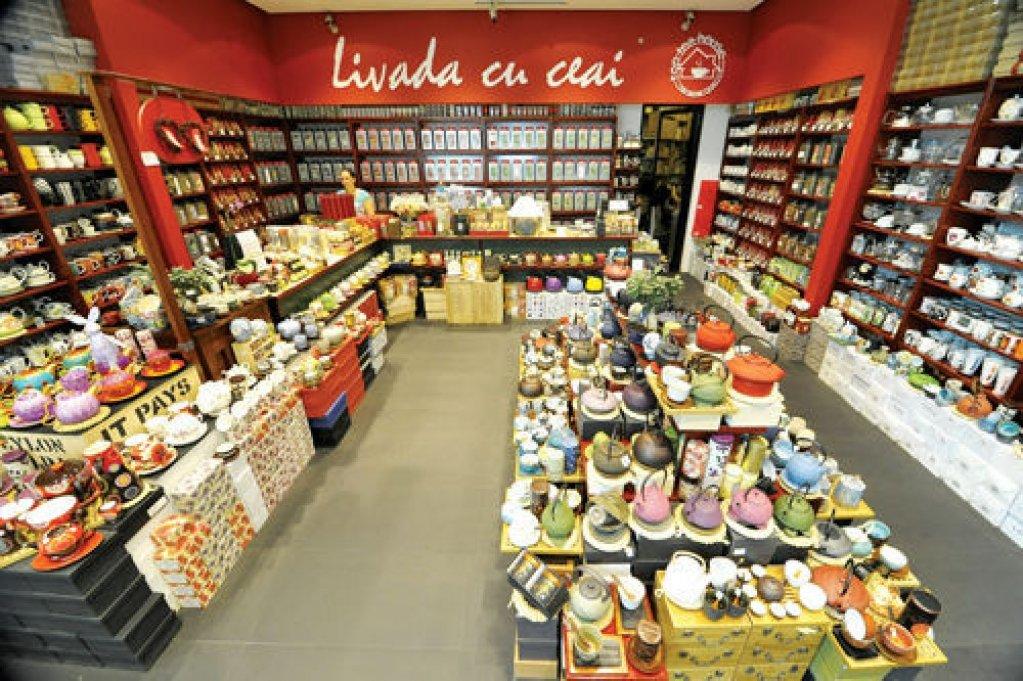 Ceaiurile cu legume de la Livada cu ceai